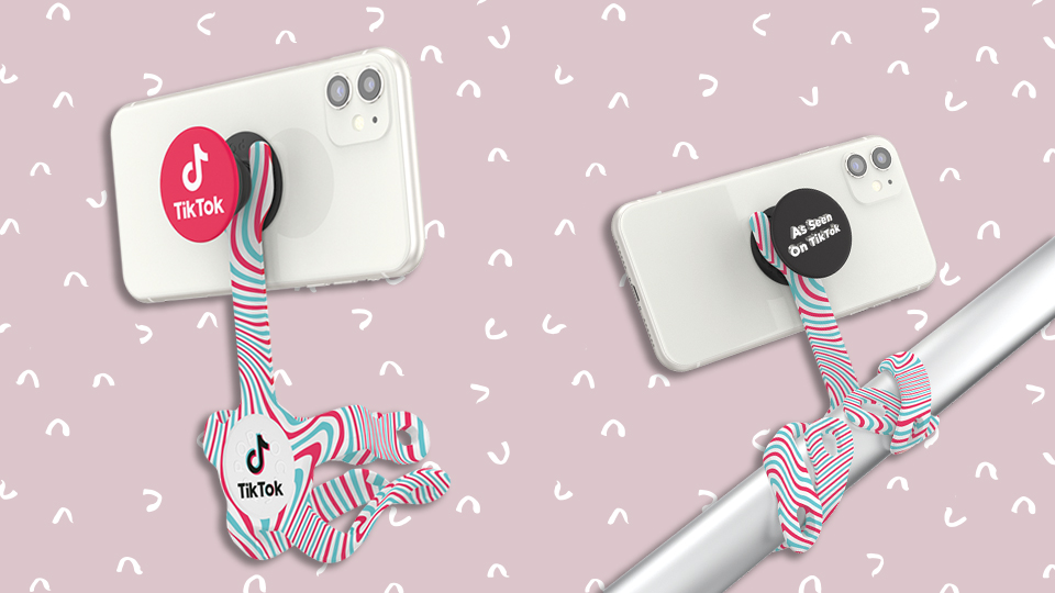 TikTok & PopSockets Teamed Up To Create The Perfect Phone Tripod
