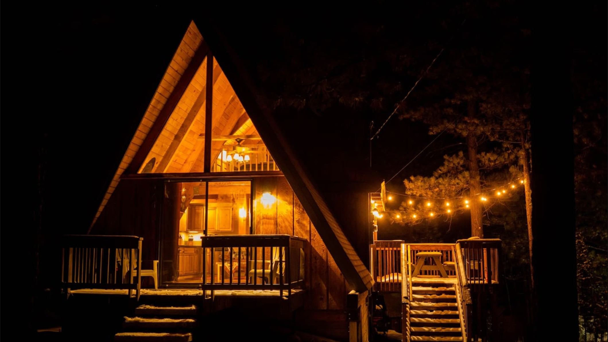 13 Ridiculously Cozy Cabins You Can Escape to This Winter