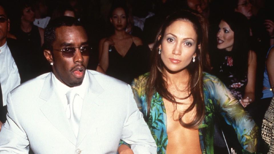"Sean ""Diddy"" Combs & Jennifer Lopez"