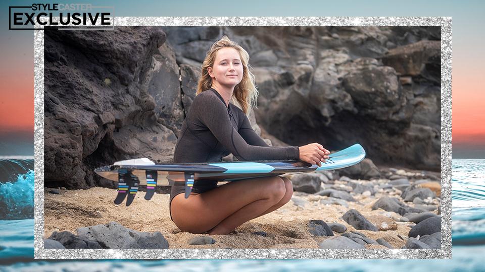 Teen Surfing Sensation Annie Reickert On TikTok, Surfing & Saving Our Oceans