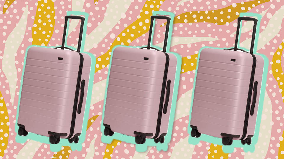 Not A Drill: Away's Iconic Suitcases Are 30% Off Right Now