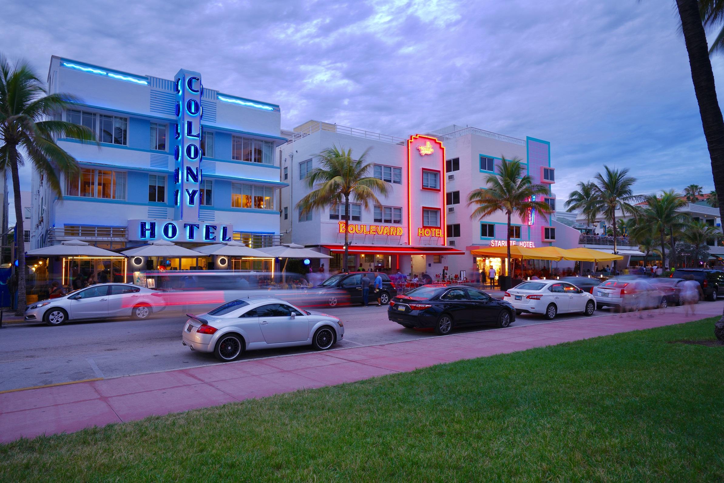 Miami, South Beach, Bitcoin Miami conference