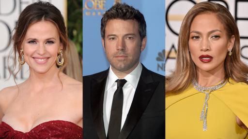 Jennifer Garner, Ben Affleck, Jennifer Lopez