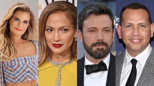 Madison LeCroy, Jennifer Lopez, Ben Affleck, Alex Rodriguez