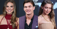 Tyler Cameron, Hannah Brown, Gigi Hadid