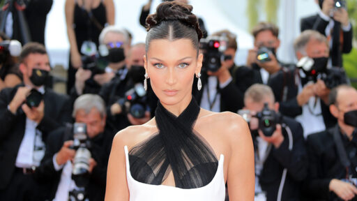 Bella Hadid Just Wore Fashion's Most Risqué Fall Trend