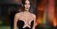 Did Olivia Rodrigo Borrow Her Sexy Saint Laurent Dress From Hailey Bieber?