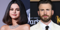 Selena Gomez, Chris Evans